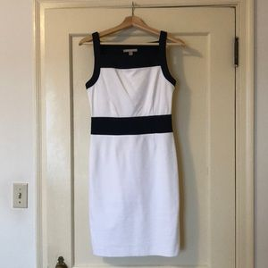 Banana Republic, bodycon knee length dress